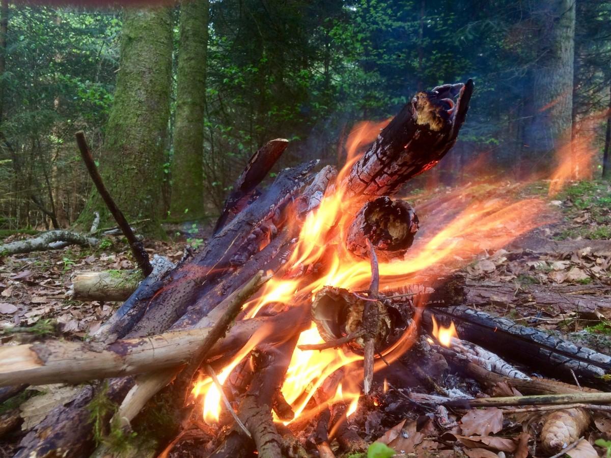 Feuer sind ihrer transformativen Kraft wegen zentral in Ritualen