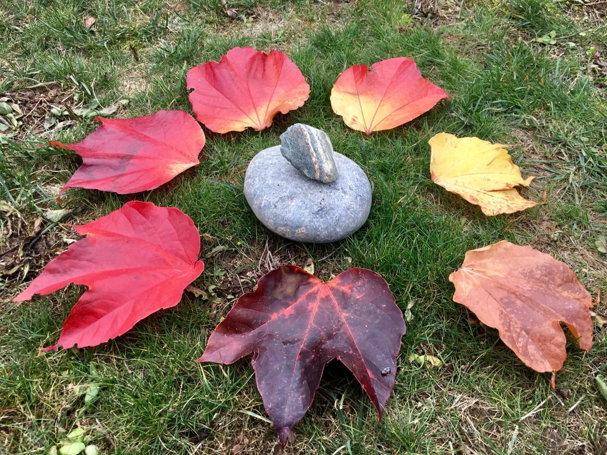 Mit der Samhain-Zeremonie schliesst sich der Kreis der Jahreszeiten und des Lebens